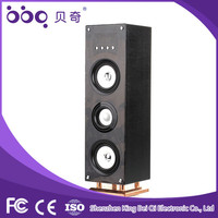 Big digital tube loudspeaker bluetooth speaker music