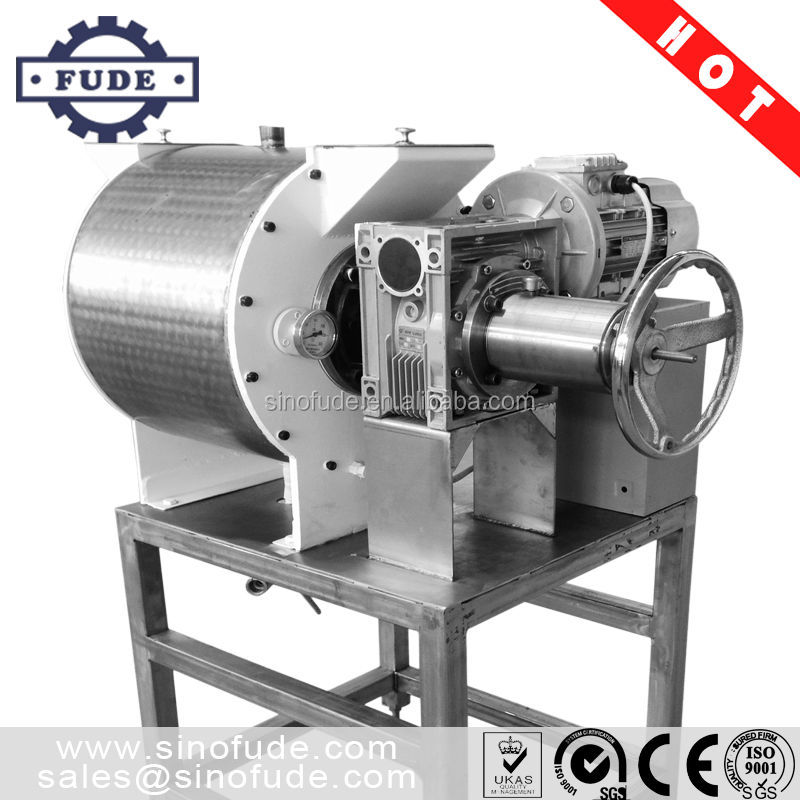 2017 best sale small capacity chocolate conching machine for just start business