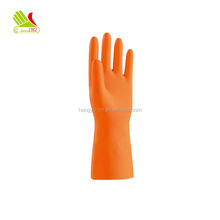Safety rubber gloves latex work gloves for mens
