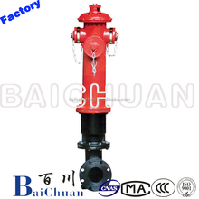 customized latest fire hydrant supplies, factory supply fire hydrant directly