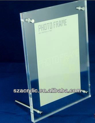 a4 acrylic paper photo frame