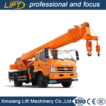 Competitive Telescopic Mini Mobile Crane For Sale With Low Price