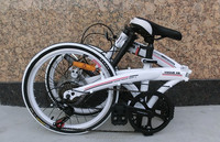 folding bike/bicycle/transportation/sports for boys