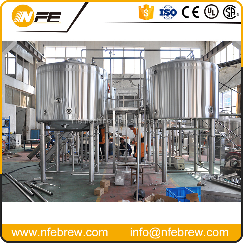1000L 2000L 3000L 5000L large beer brewery equipment , beer brewery system , micro beer brewing machine