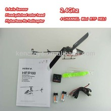 2.4G RTF Model, 3 Axis Gyro 4CH rc helicopter,with 3D function