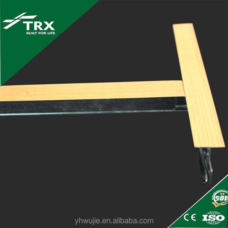ceiling t24 runner main tee and cross tee for simple pop pvc ceiling design