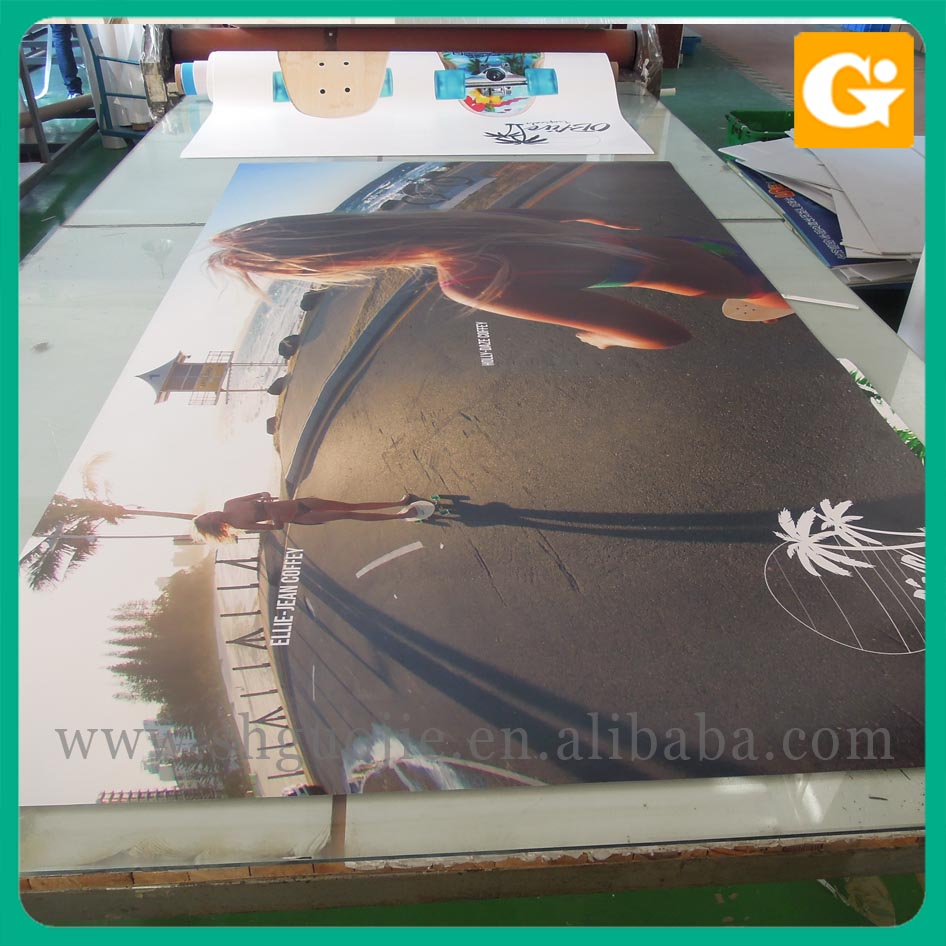large format inkjet photo paper