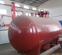 The leading manufacturer of GB & ASME Q345R carbon steel storage tank pressure vessel