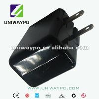 12W aa battery usb charger for cell phone USA JP plug