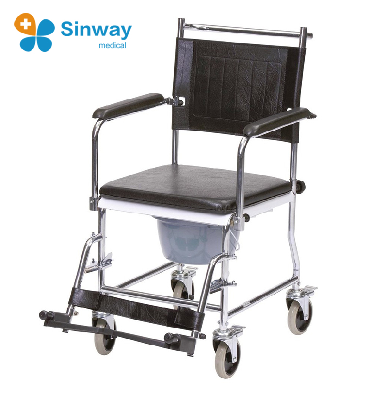 Portable Shower Commode Chair, Portable Shower Commode Chair ...