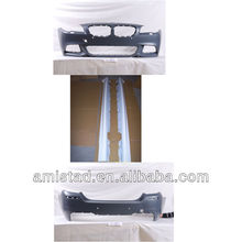 for BMW F10 front bumper + rear bumper + side skirt 2010 auto body kits