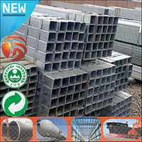 China Factory 1 inch square lightweight steel tubing for sale