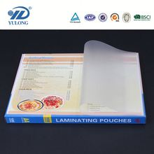 Plastic multilayer laminated films(PET+EVA) in roll