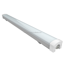 IP65 dust and damp proof waterproof t8 tube led fixture for outdoor lighting