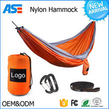 3 Season Top sales 210T nylon parachute Hammocks Ultralight Portable Hammock