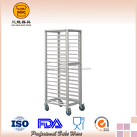 Industry Designed Varity Kinds of Al.alloy Fix Trolley