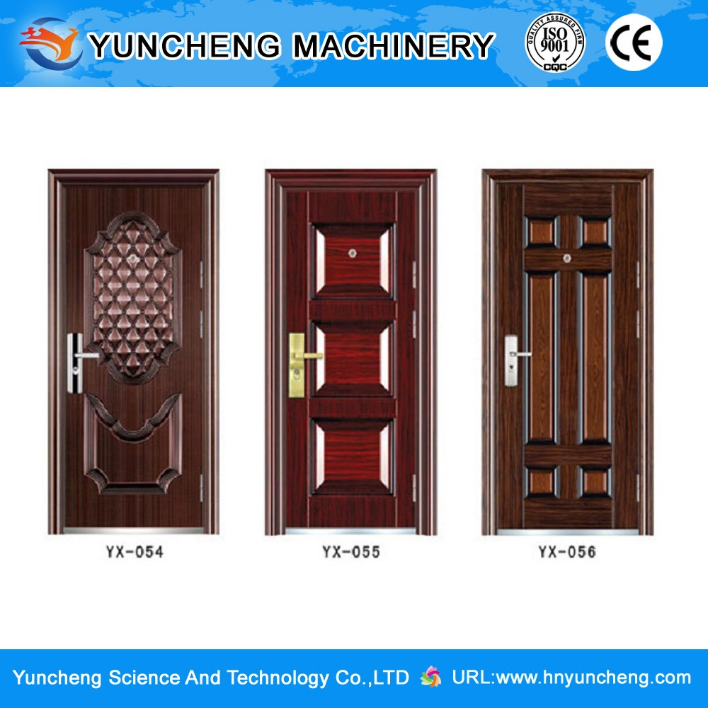 Henan Manufacturer High Quality Steel Safe Door Production Line