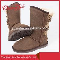 Good Prices Casual Lady Boots Shoe
