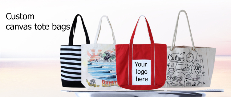 personalized tote canvas bags