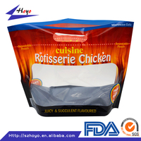 Fried chicken bag,roasted chicken packaging bag/ Fried chicken bag,hot roast chicken packing bag/