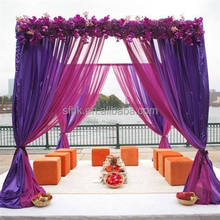 Wholesale pipe and drape kit quality pipe and drape for wedding party