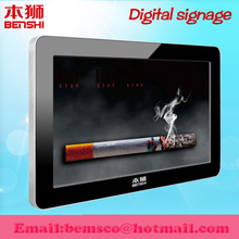 27 Inch Back Fixing Android Interactive LED Media Player