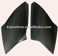 Carbon parts tank covers for KTM motorcycles