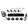 home cctv security system, new ahd dvr kit cctv camera manufacturer, 4 ch ahd dvr