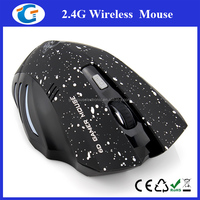 gaming accessaries wireless optical usb gaming mouse