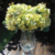 GNW FL-HY48 Artificial Colorful Hydrangea Flower Heads for wedding table stand decoration
