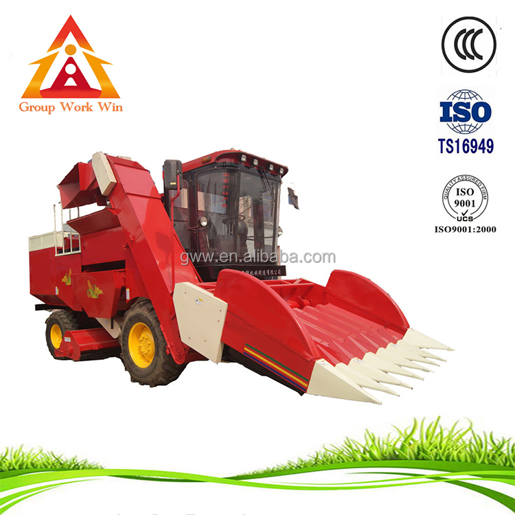 high quality Farm Maize Silage Forage Harvester