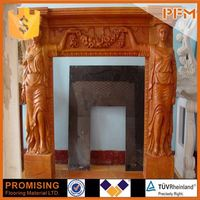 Advertising Promotion Exclusive barocco fireplace