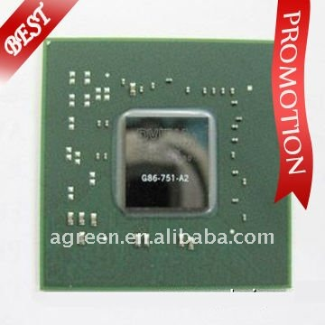 G86-751-A2 NVIDIA BGA IC Chipsets for laptop
