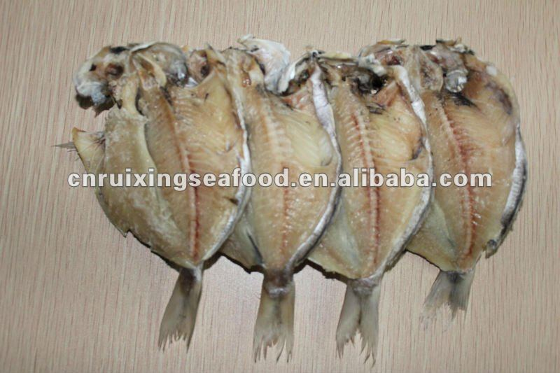 Frozen Pomfret Fish Fillet