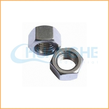 Made in China 10 gr1 gr5 titanium hex nut