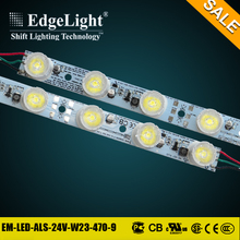 Edgelight best selling export advertising leds strips with good price for promotion