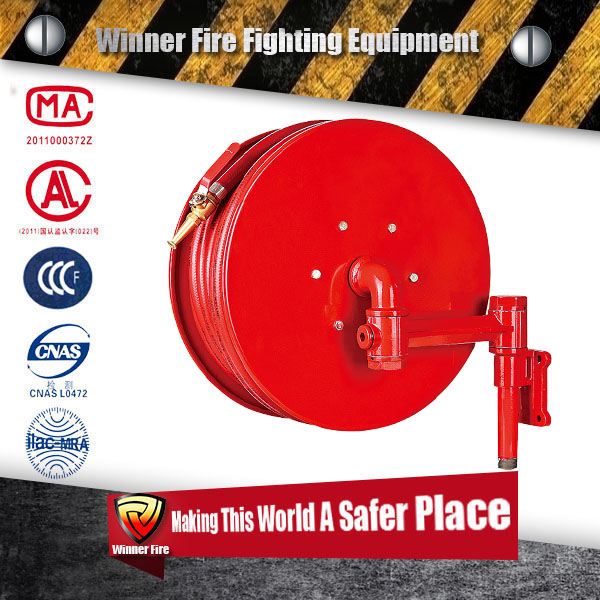 Standard size Indoor type Fire Hose reel Cabinet