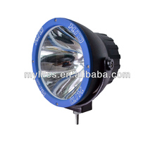 7'' HID driving light off road 4x4,35w/55w hid search light,hid flood light for tractor/truck/ATV/Jeep/utv
