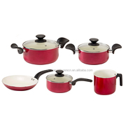2015 new products ceramic cookware on market