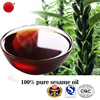 100% pure traditional hot proessed sesame seed oil