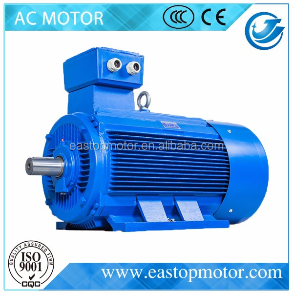 CE Approved Y3 triciclo motor for pumps with 0.75-400kw