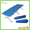 Outdood folding camping canvas bed high quality camping bed army cot military bed