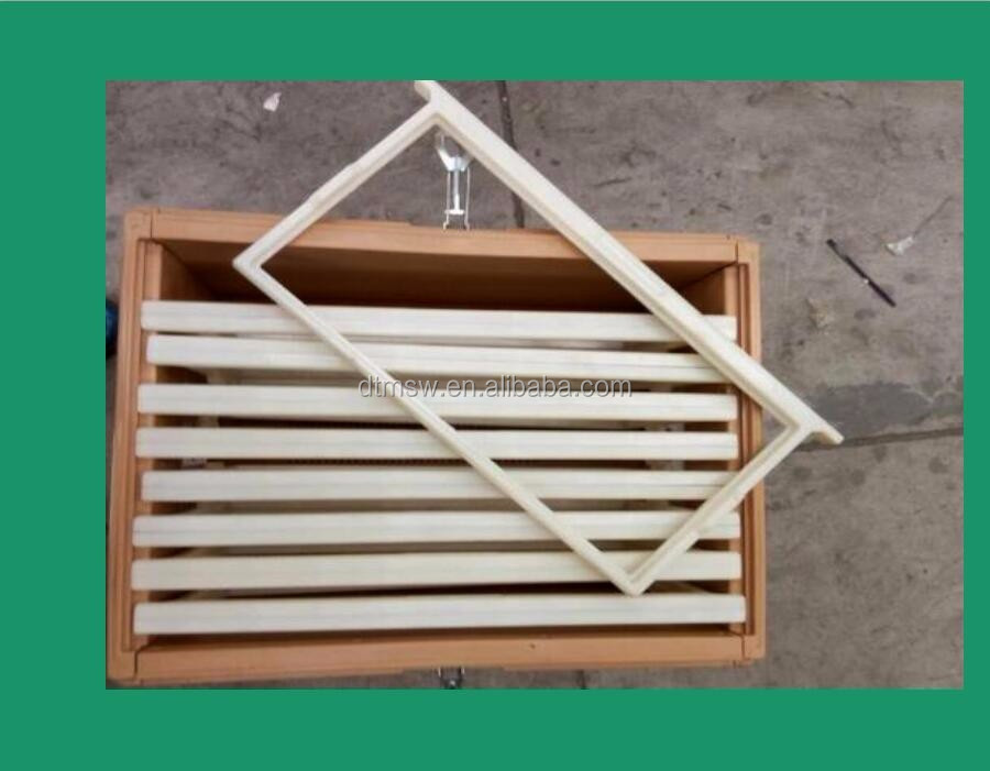 Hot sale plastic beehive(with 9 plastic frames), beekeeping equipment plastic bee hives