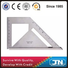Aluminum ruler to measure the vertical level or test the 90 degree
