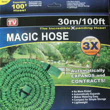 Magic snake Hose With spray Nozzles Expandable Garden Hose Flexible Stretch Hose As Seen On TV
