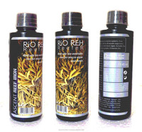 Fish Medicine / ASCENT REEF IRON Marine Additive in liquid / Reef Safe bio-available iron for macro algae and corals