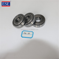 High quality Deep groove ball bearing 6301ZZ