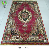 260Lines (4x6ft) traditional handmade persian area carpet/rugs (price for wholesale)