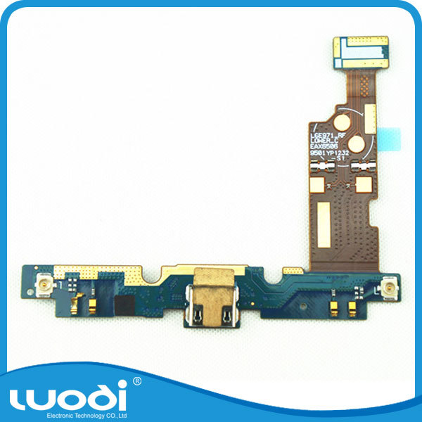 Replacement Charging Port Flex Cable for LG Optimus G E971 E973 LS970