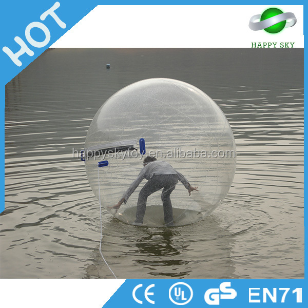 Inflatable running ball water for floating human ball